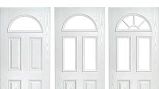 Eclat composite doors