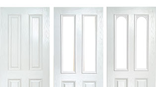 Esteem composite doors