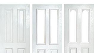 Esteem composite doors