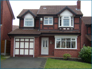 Windows with Faroncrown Greater Manchester