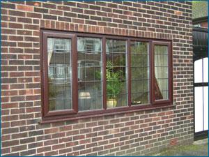 Windows with Faroncrown Tameside