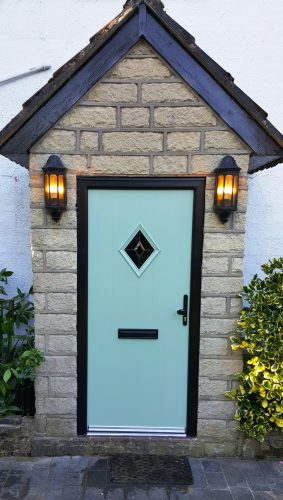 BESPOKE COLOUR COMPOSITE DOOR