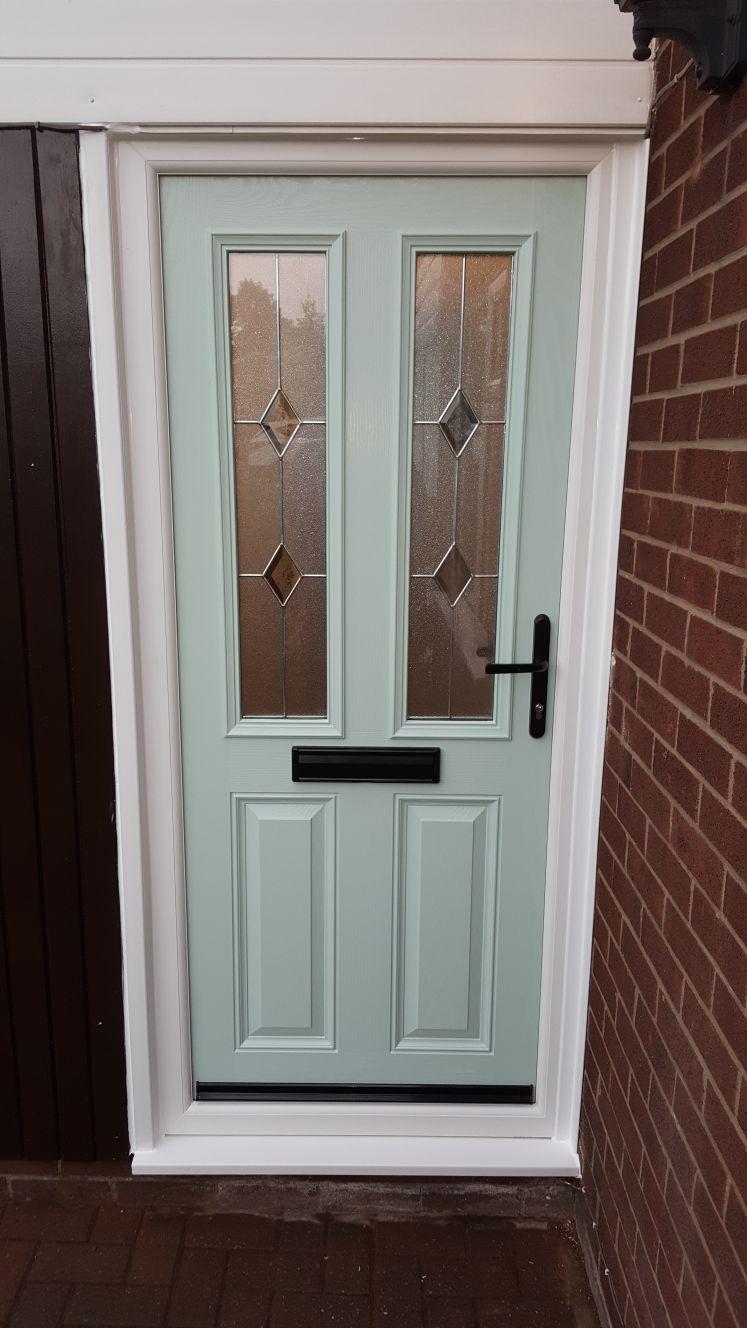 Black Upvc Windows >> Composite Doors - Faroncrown Doors Manchester