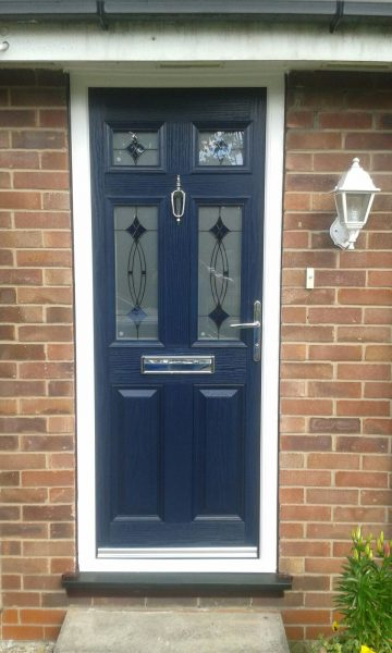 Composite Doors Stockport
