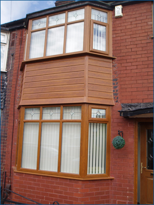 Windows with Faroncrown Tameside
