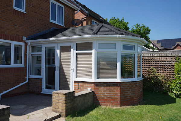 Supalite Roof Conservatory Conversion Faroncrown